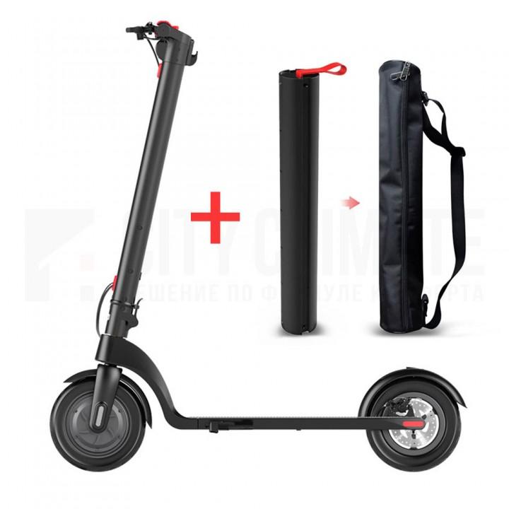 "Электросамокат HX E-scooter X7 10"" 5Ah + 5Ah"