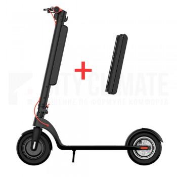 "Электросамокат HX E-scooter X8 10"" 10Ah + 10Ah"