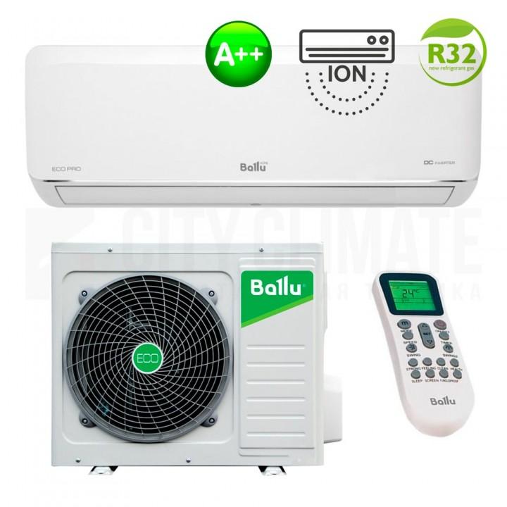 Сплит-система Ballu cерии Eco Pro BSWI-09HN8/EU/20Y