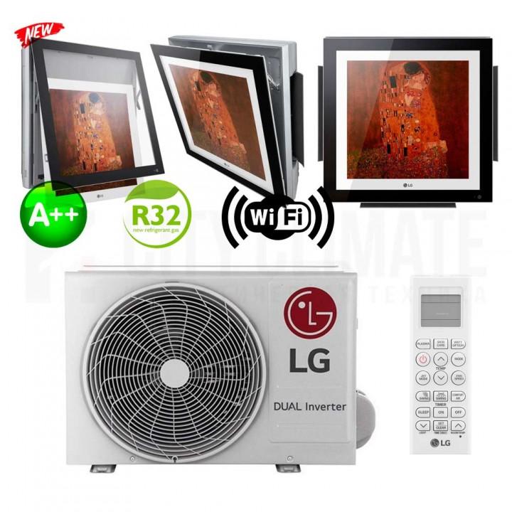 Сплит-система LG ArtCool Gallery 2021 A12FТ