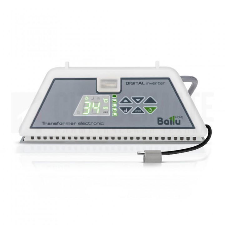 Блок управления Ballu Transformer Digital INVERTERBCT/EVU-I