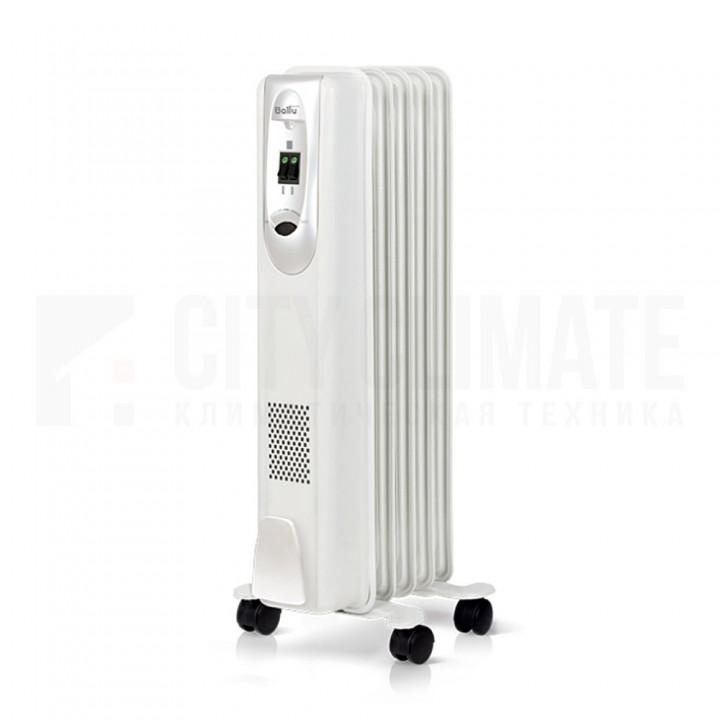 Масляный радиатор Ballu BOH/CM-05WDN (5 секций)