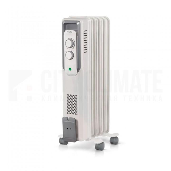 Масляный радиатор Ballu CUBE BOH/CB-05W (5 секций)