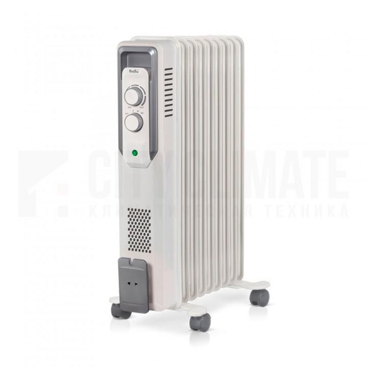 Масляный радиатор Ballu CUBE BOH/CB-09W (9 секций)