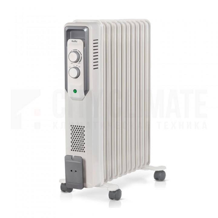 Масляный радиатор Ballu CUBE BOH/CB-11W (11 секций)
