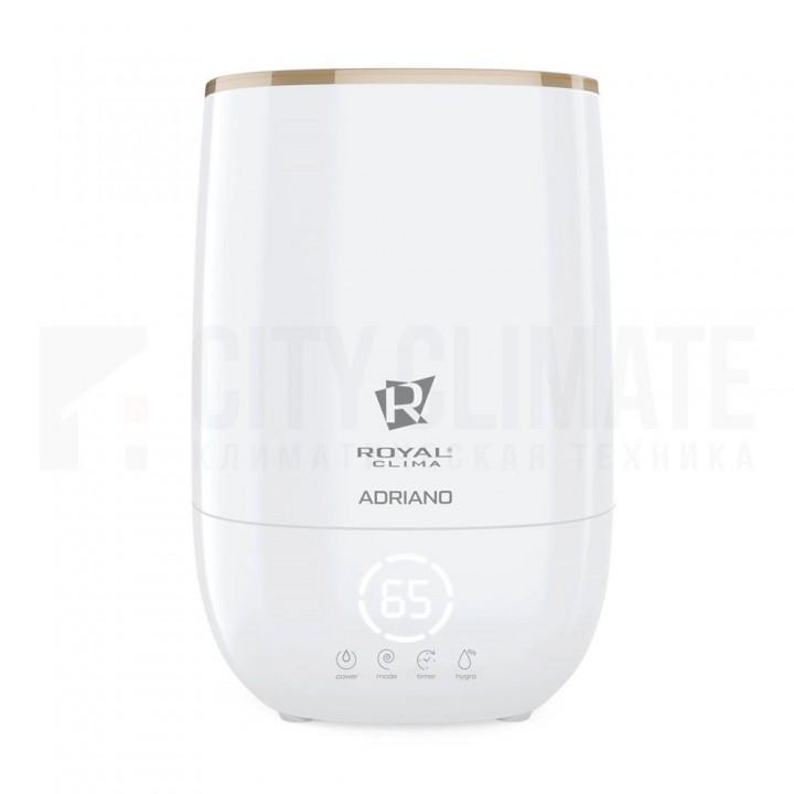 Ультразвуковой увлажнитель воздуха Royal Clima Adriano Digital RUH-AD300/4.8E-WG