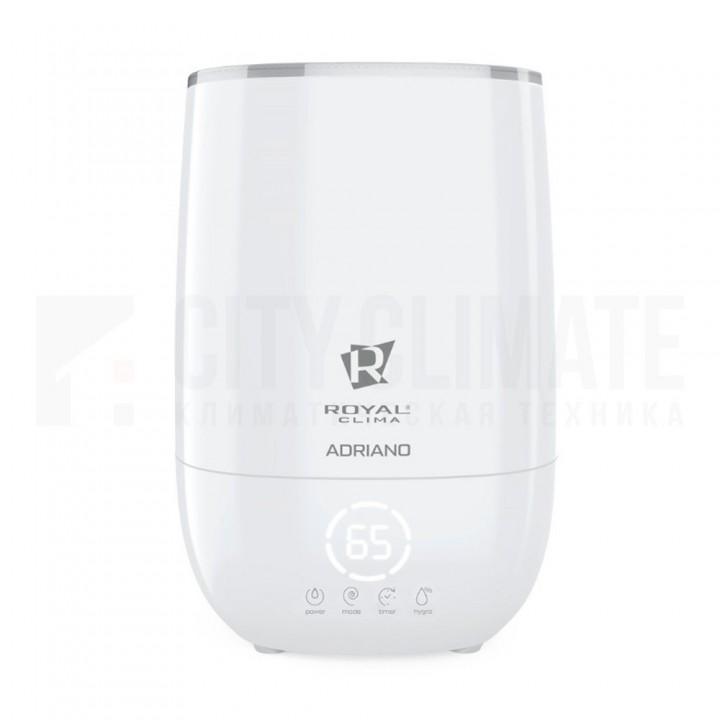 Ультразвуковой увлажнитель воздуха Royal Clima Adriano Digital RUH-AD300/4.8E-WT