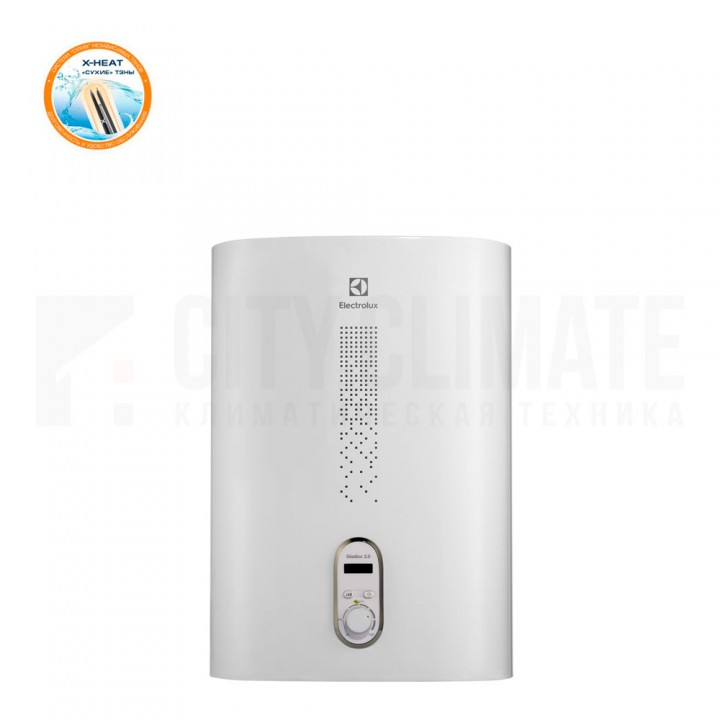Накопительный водонагреватель Electrolux EWH 30 Gladius 2.0