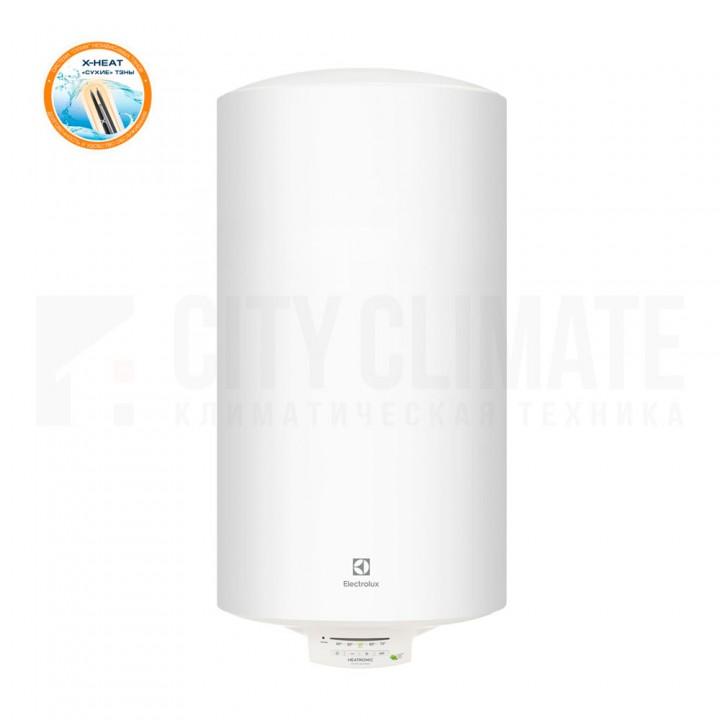 Накопительный водонагреватель Electrolux EWH 100 Heatronic DL Slim DryHeat