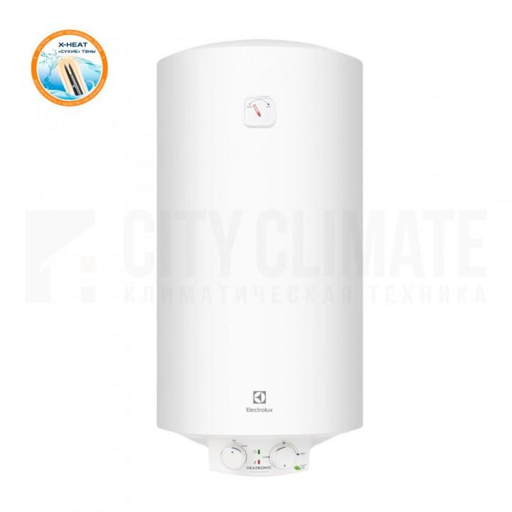 Накопительный водонагреватель Electrolux EWH 100 Heatronic Slim DryHeat
